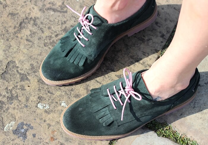 How To Wear Brogues For Autumn / Winter