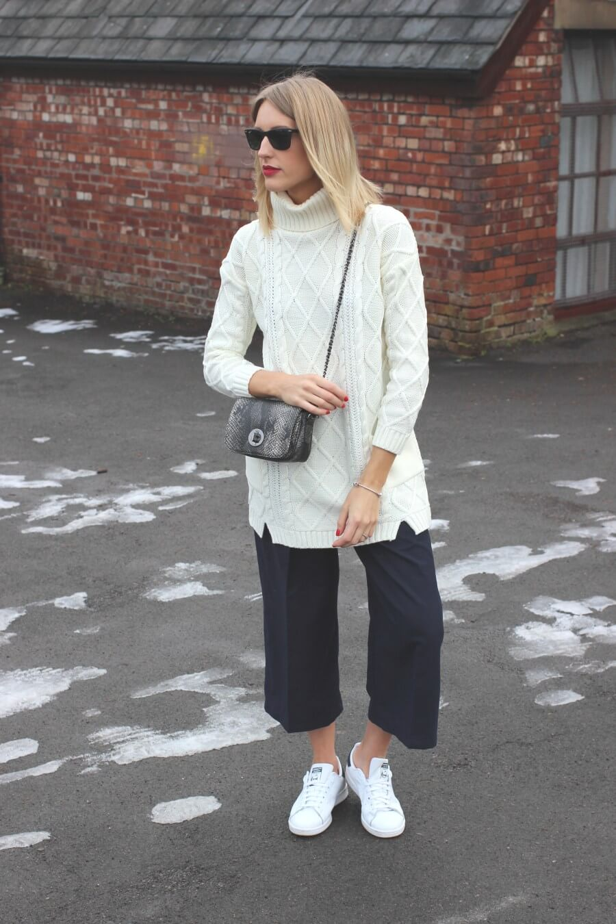 styling cullottes on uk fashion blog