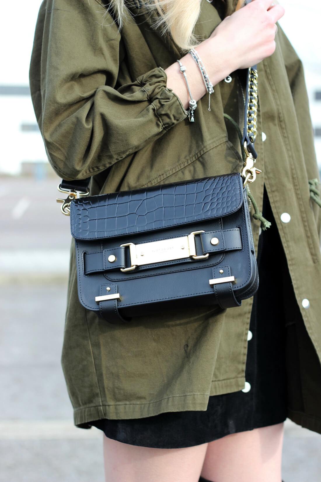 Best across body fashionable bags - Kurt Geiger London Charlie
