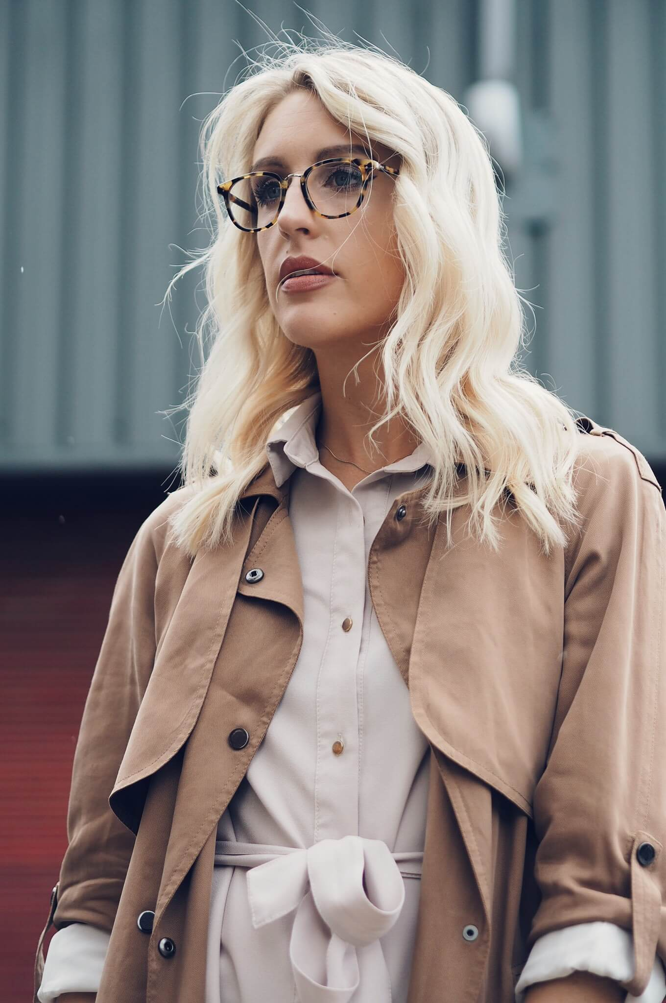 how to find glasses frames to suit your style on fashion blog