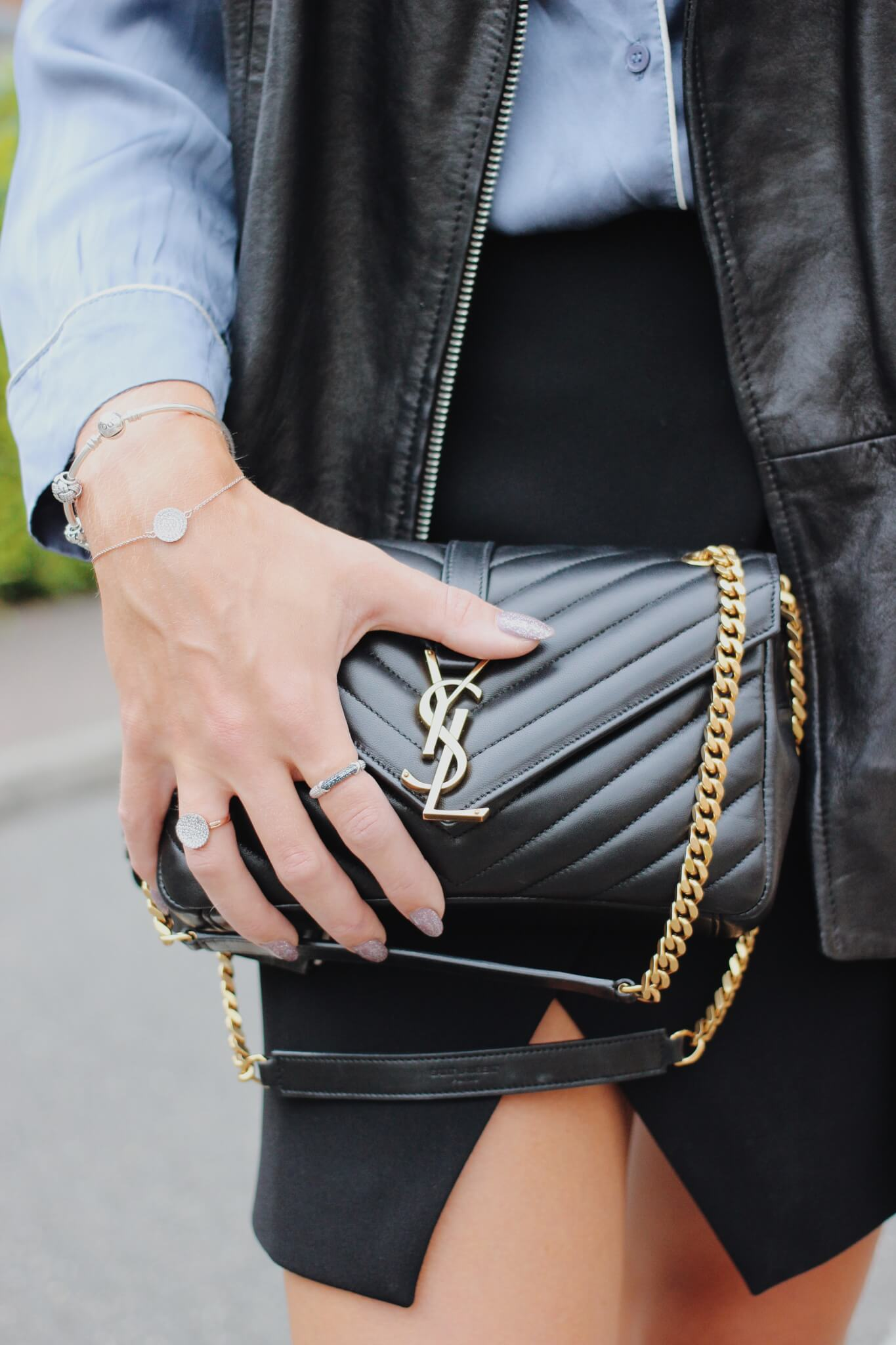 what saint laurent handbag to but for Autumn / Winter