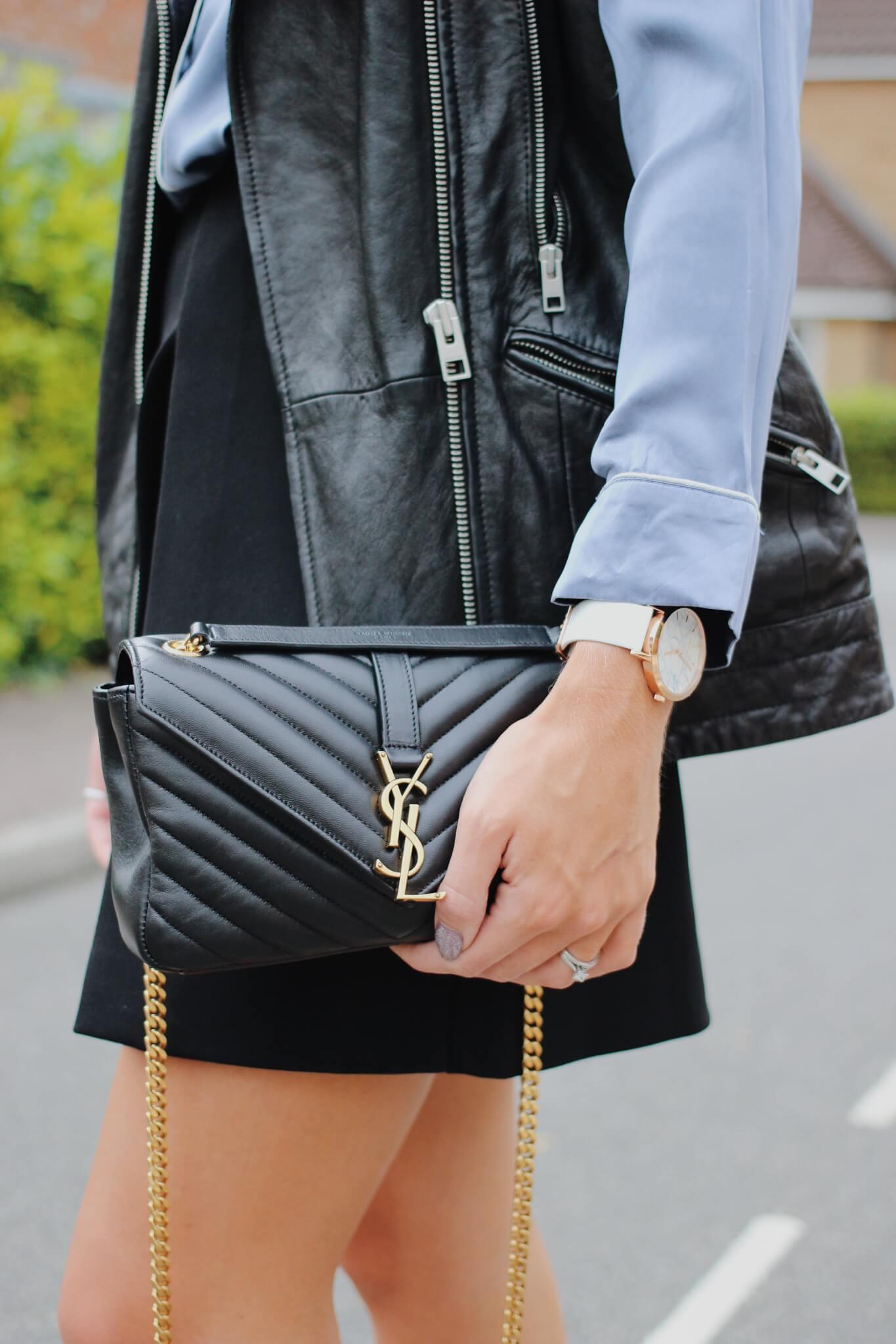 Why you need a Saint Laurent Handbag
