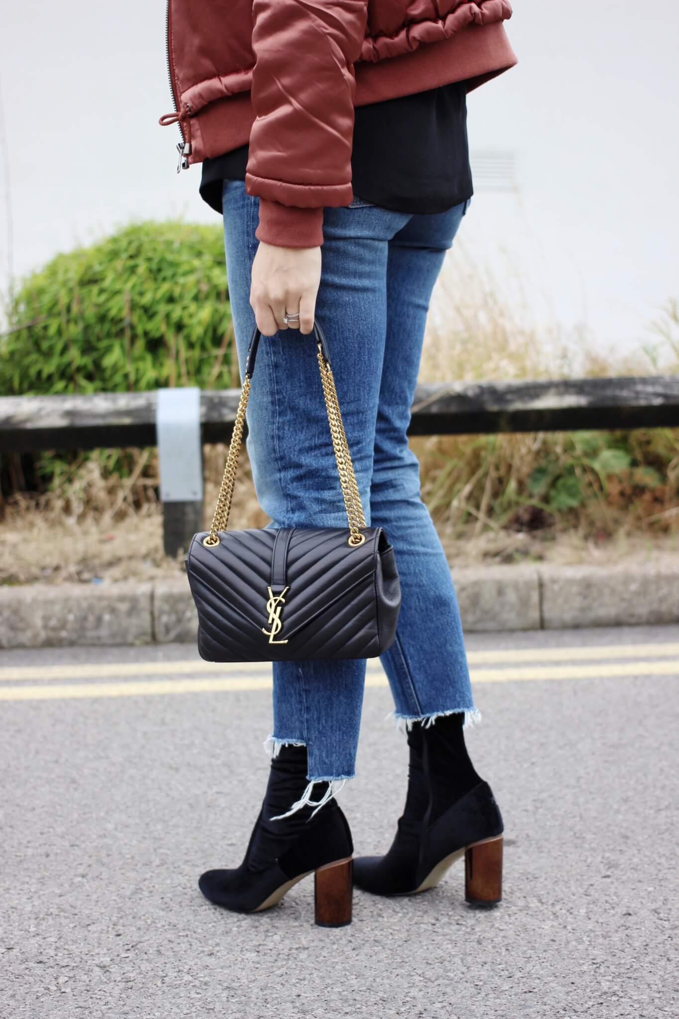 Saint Laurent Handbags for Autumn