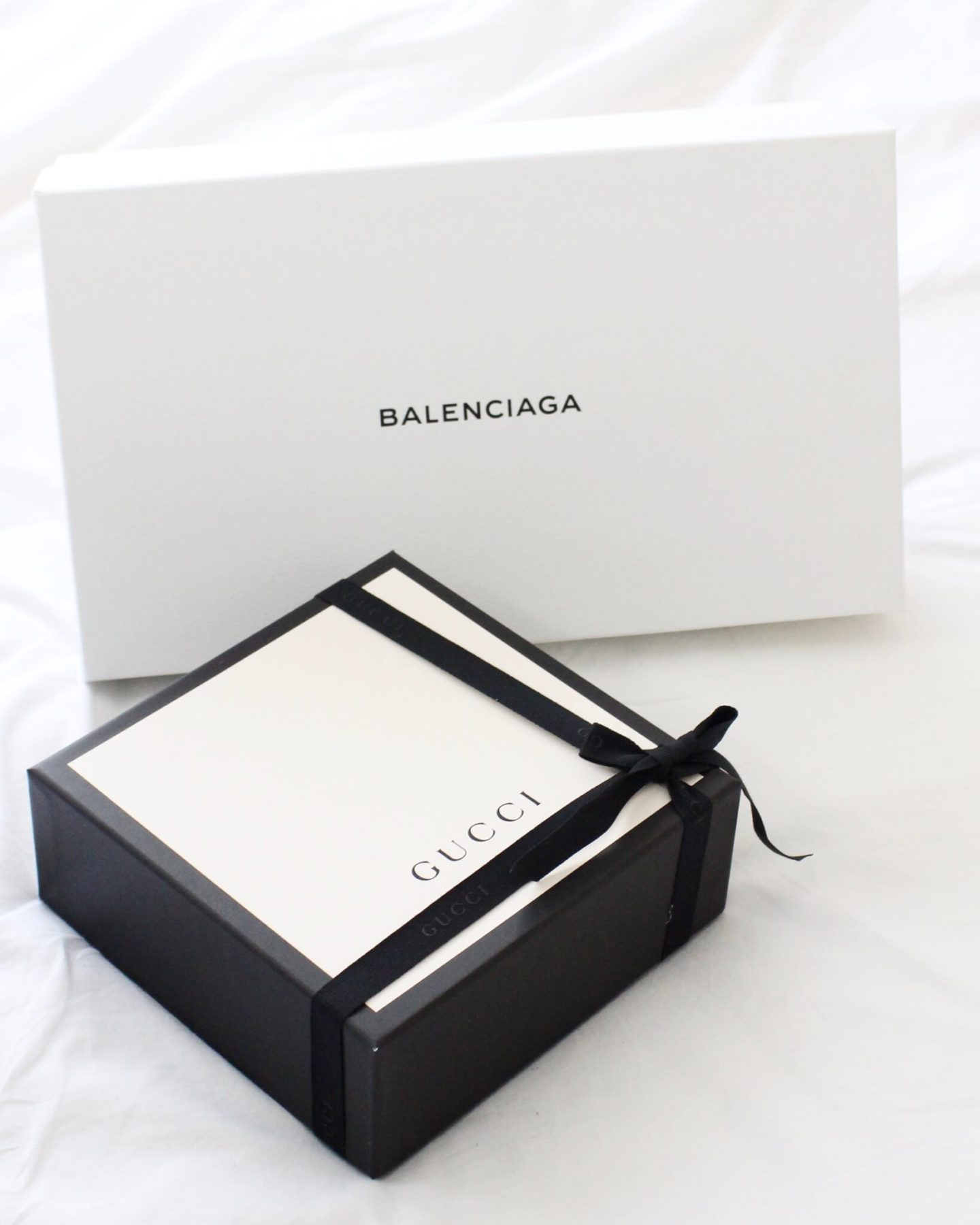 Two Luxury Gifts for Christmas | Gucci GG Belt & Balenciaga Runners