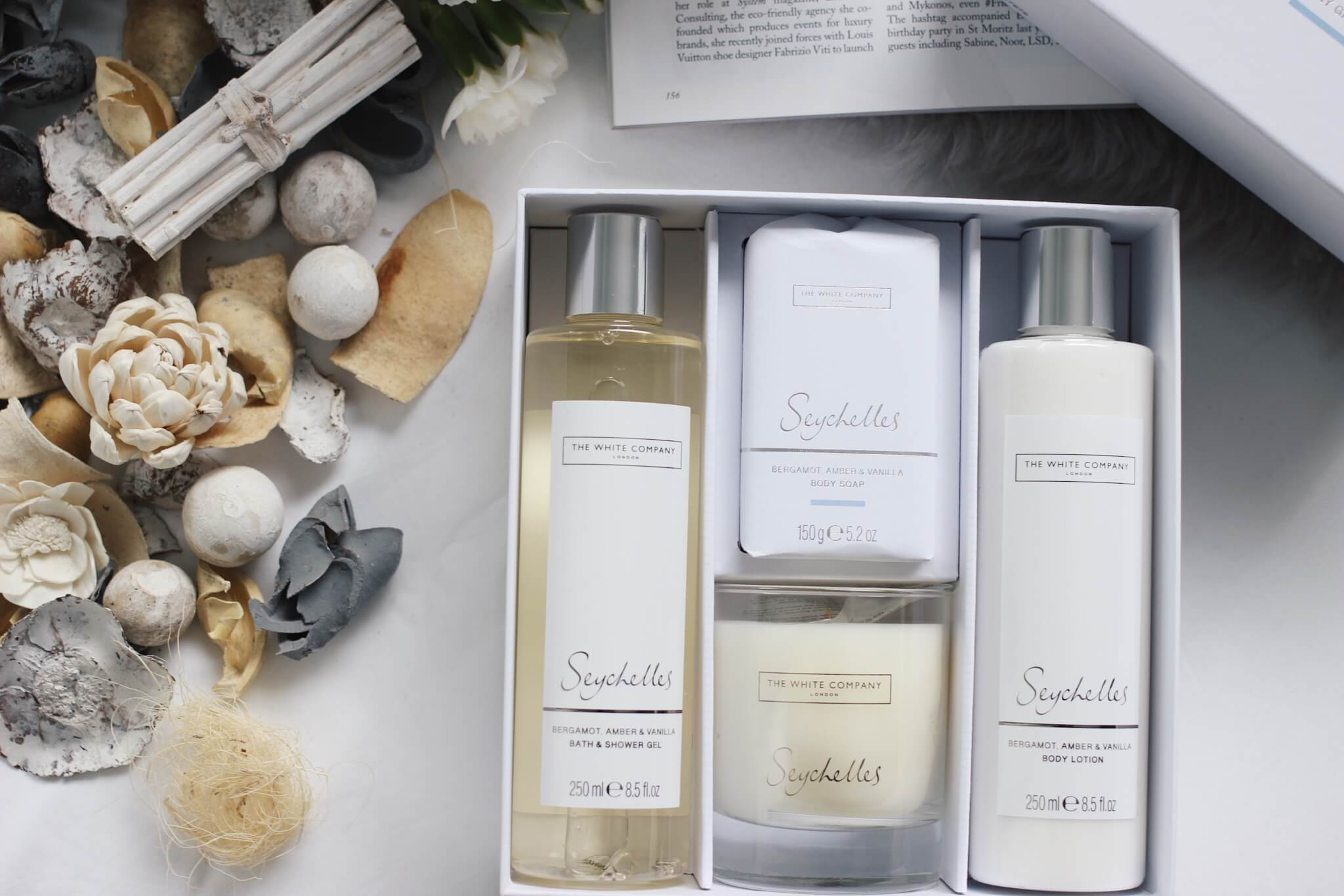 Mothers day gift ideas with the white company ad the white company luxury gift sets gift ideas for mothers day negle Images