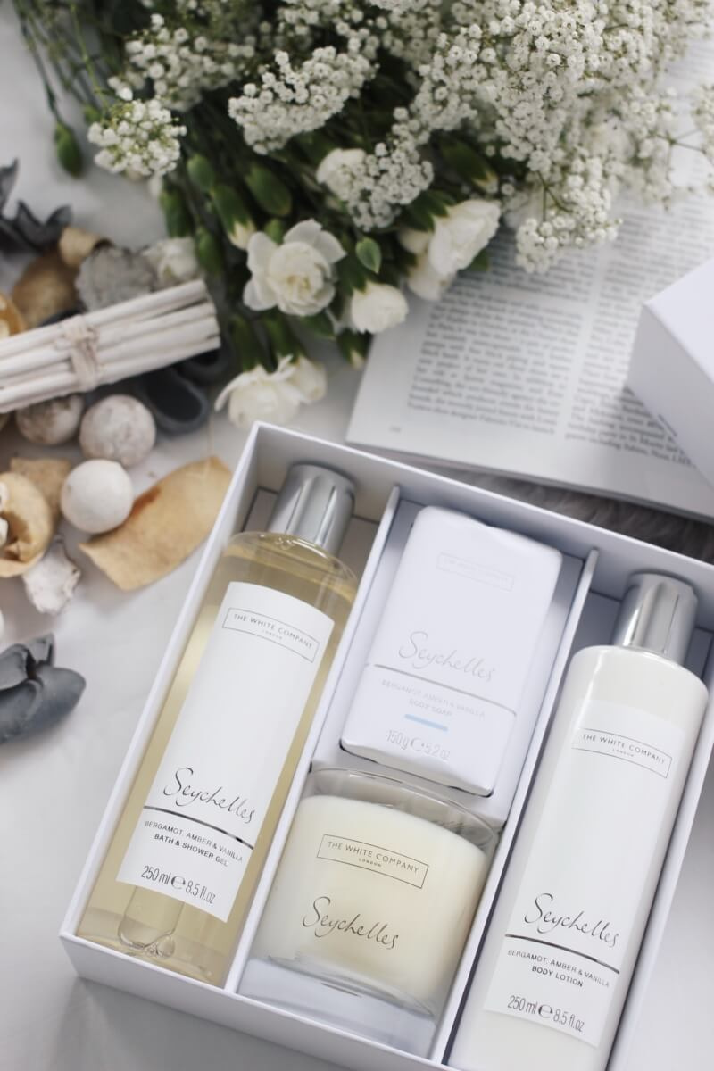 Mother's Day Gift Ideas with The White Company AD