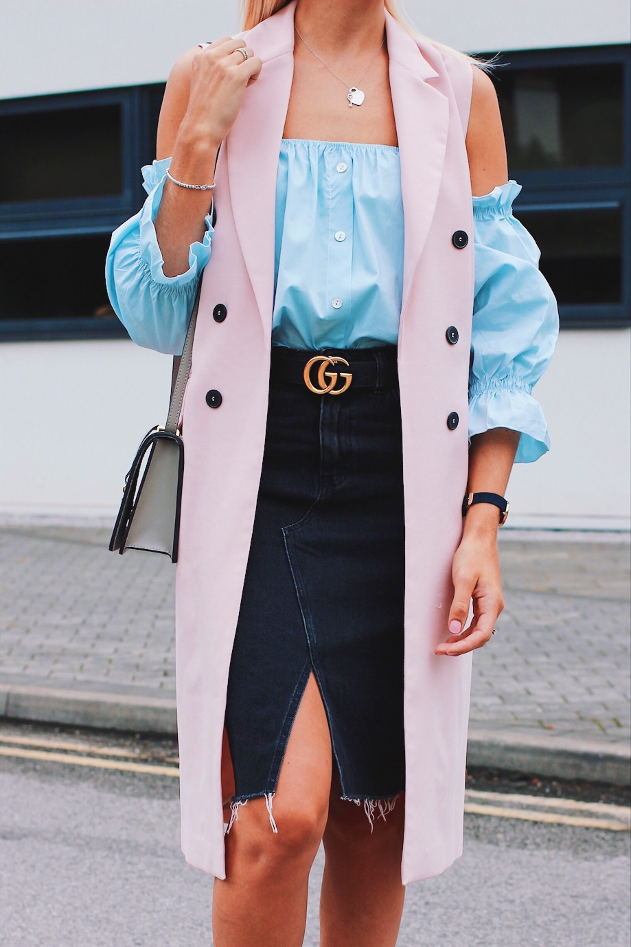 Gucci Belt Street Style