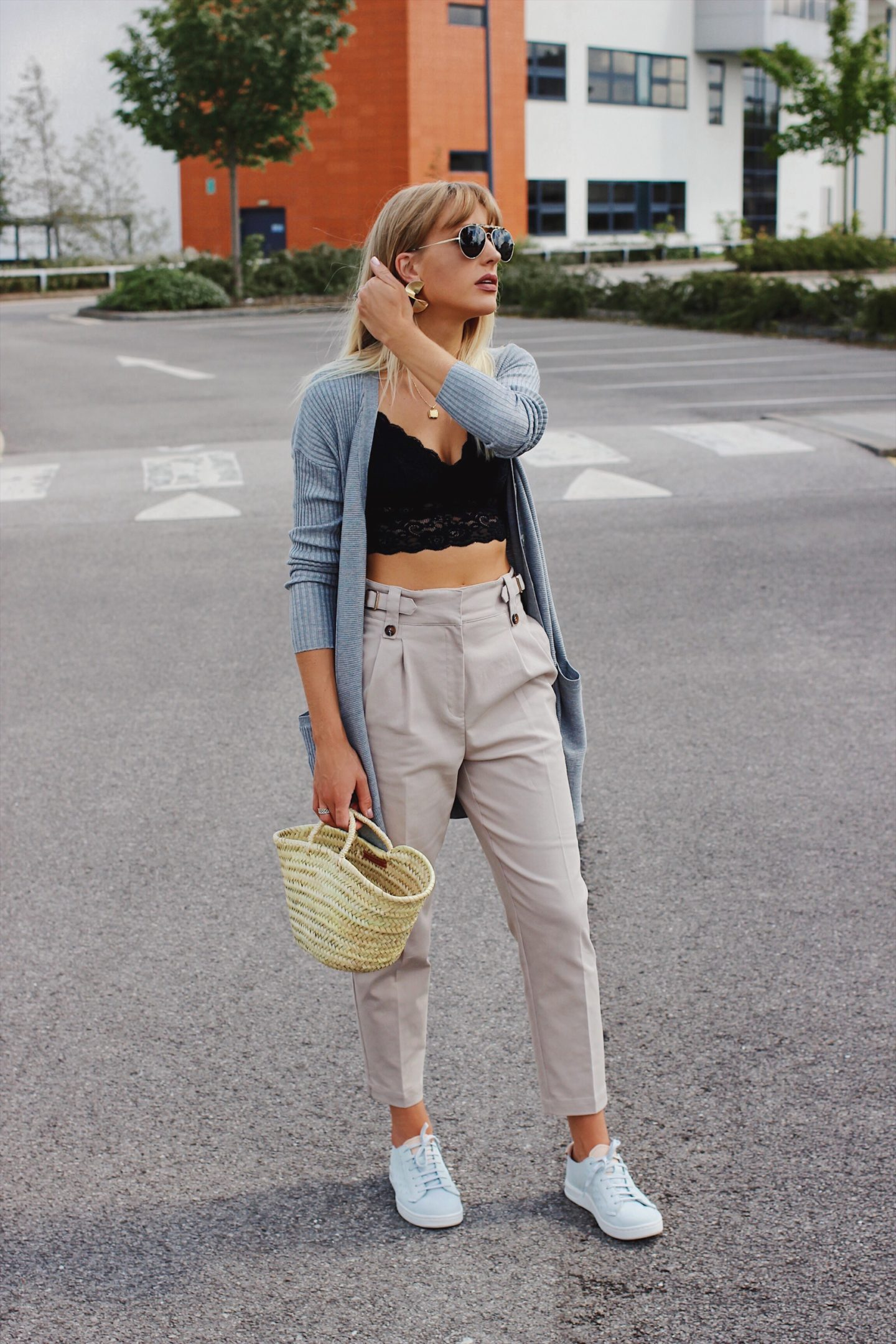 Chino street style outfit ideas