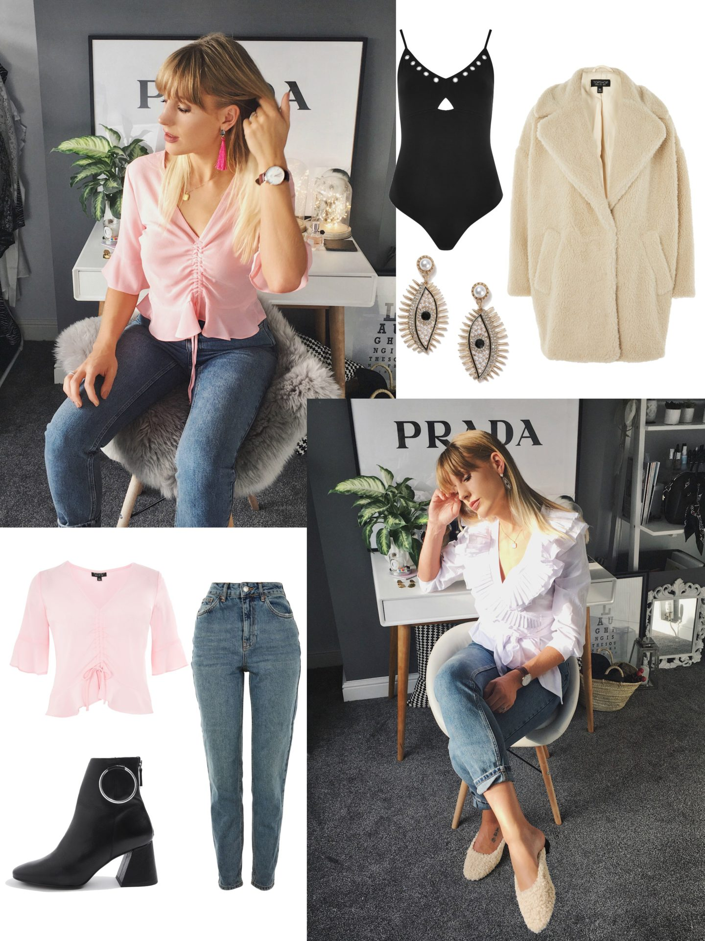 TOPSHOP AUTUMN NEW IN MUST HAVES