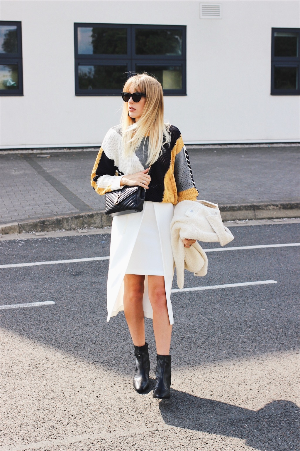 Style blogger Charlotte Buttrick from UK high street fashion blog