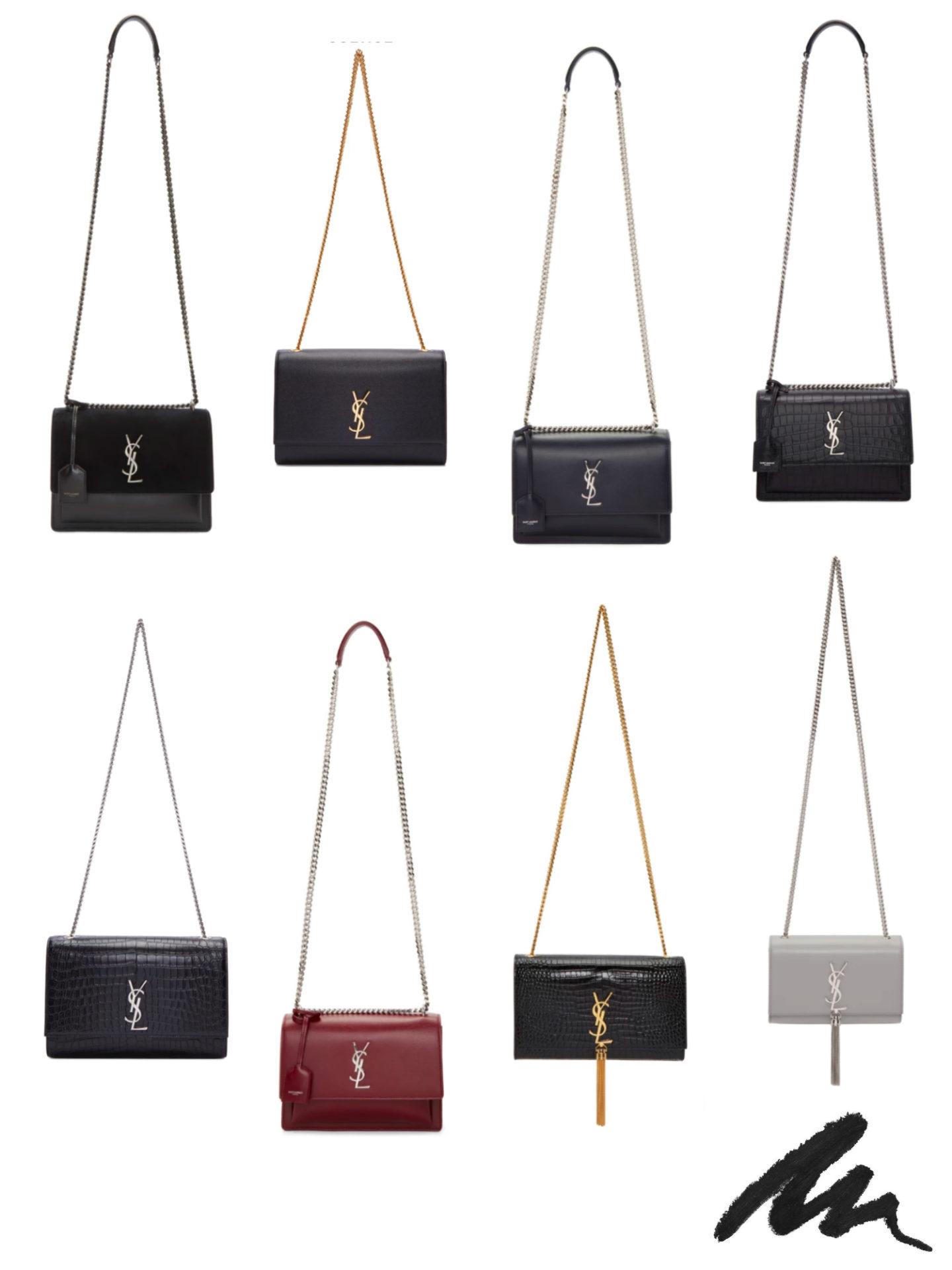 Saint Laurent Handbags for Autumn / Winter