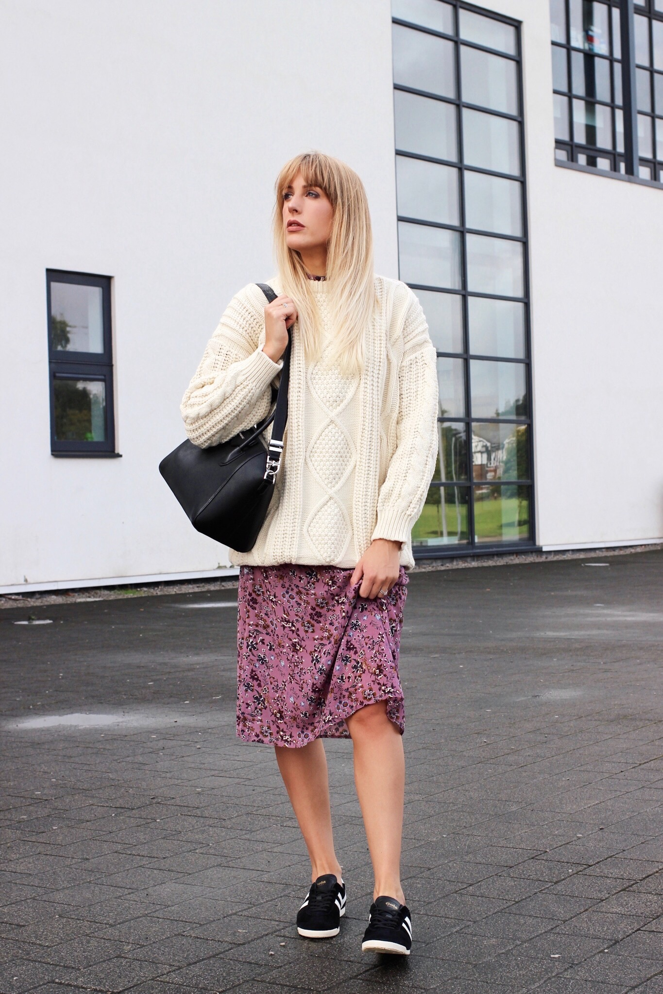 Charlotte Buttrick 30 year old fashion blogger Manchester