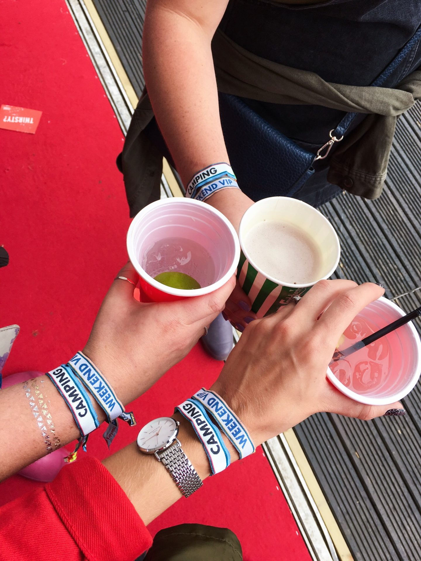 HOW TO SURVIVE V FESTIVAL