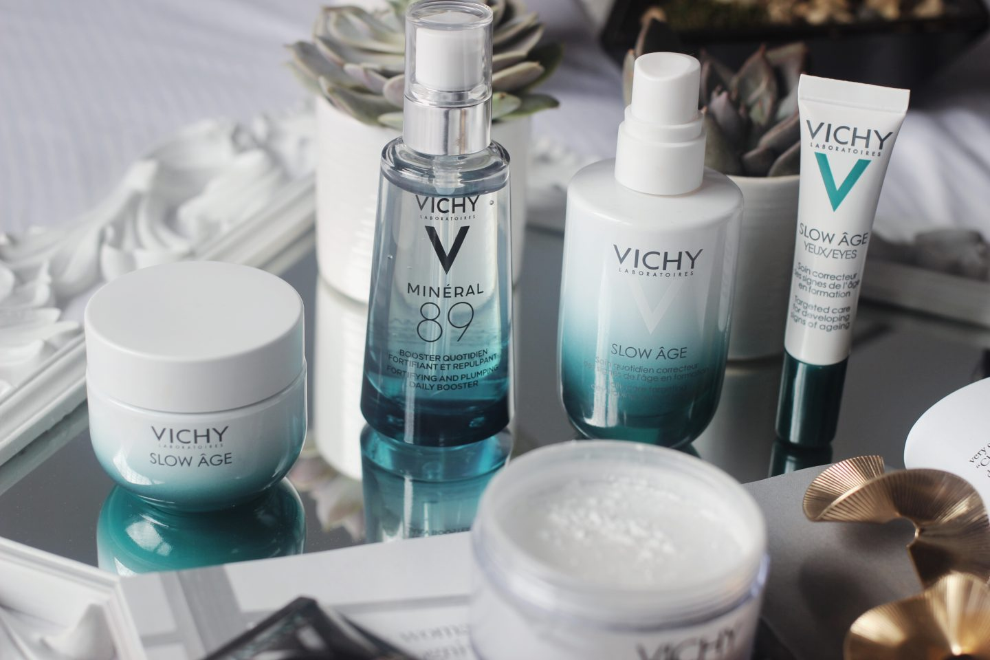 The Vichy Skincare Saviours for Anti Ageing