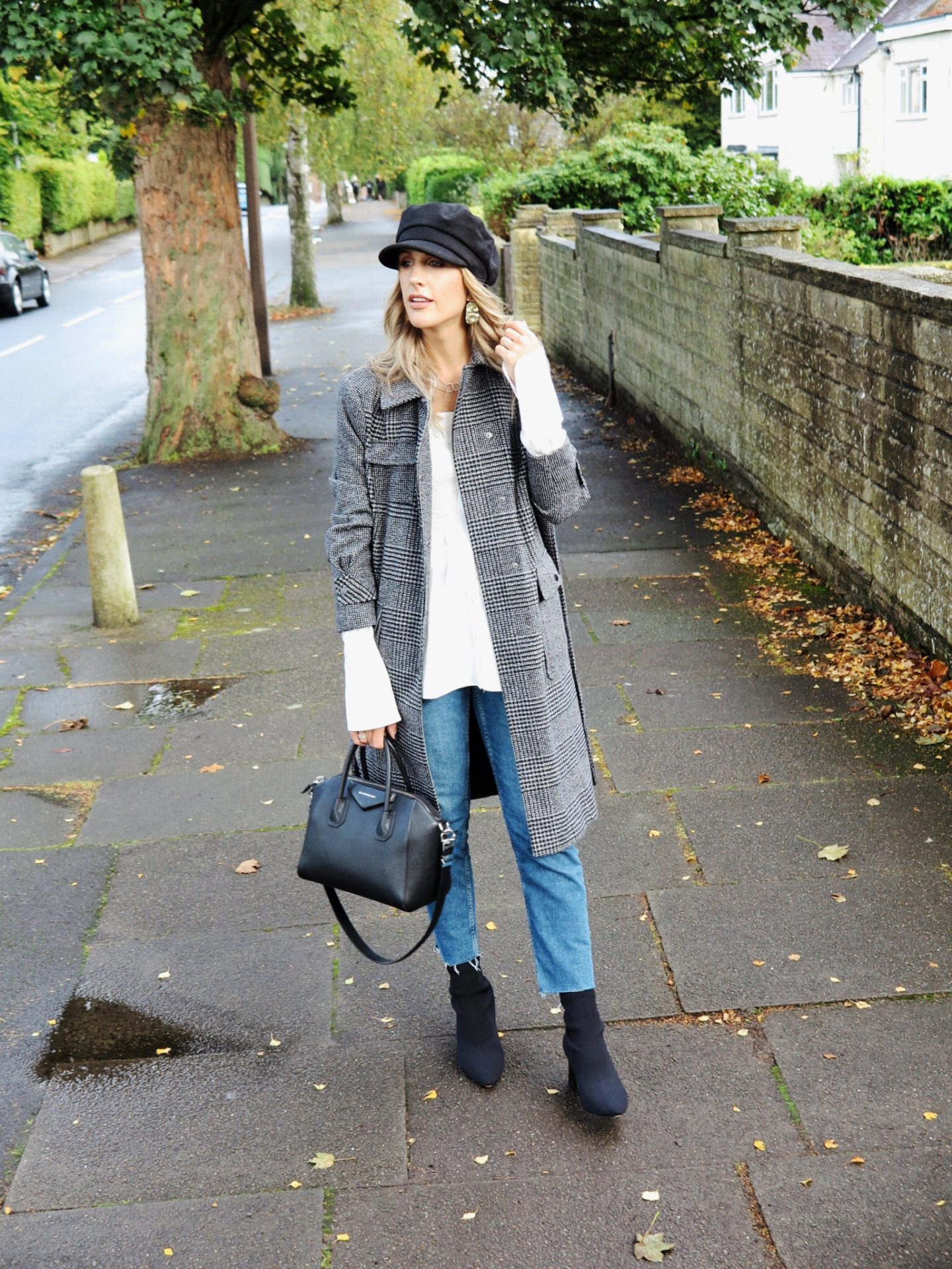 Autumn outfit on UK fashion blog