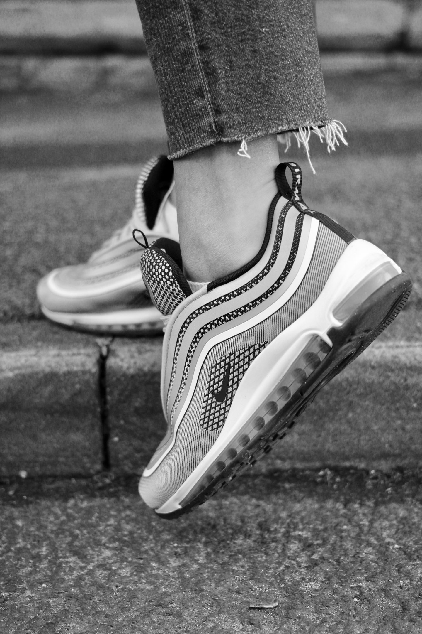 Nike Silver Bullet Air Max 97 Trainers