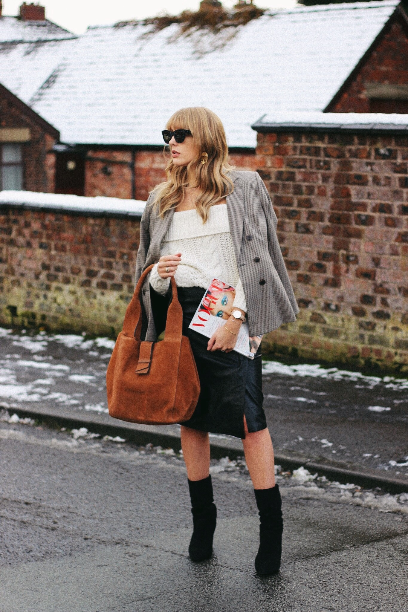 High street outfit inspiration for autumn and winter from Next
