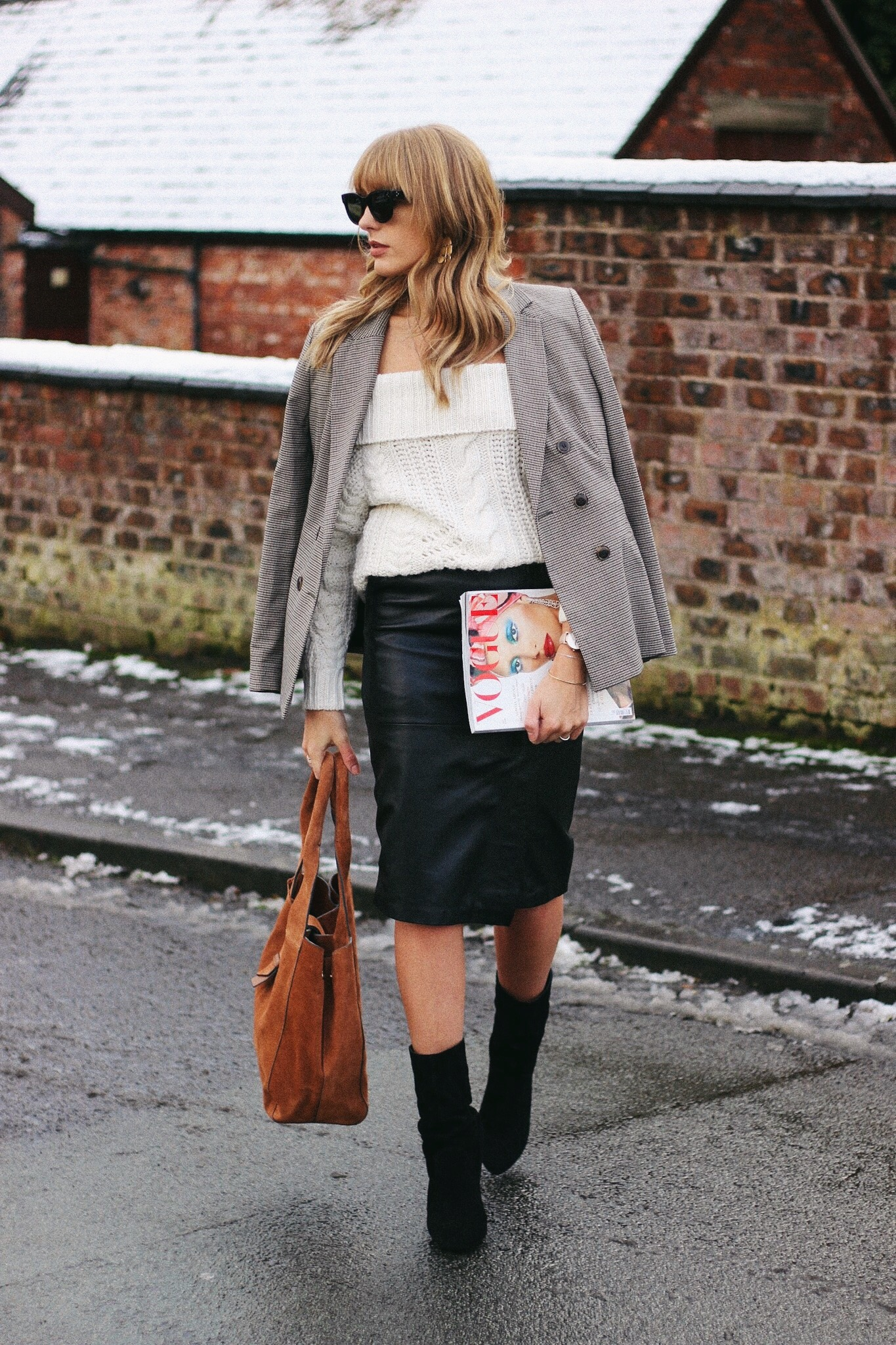 High Street Fashion Blogger Charlotte Buttrick From