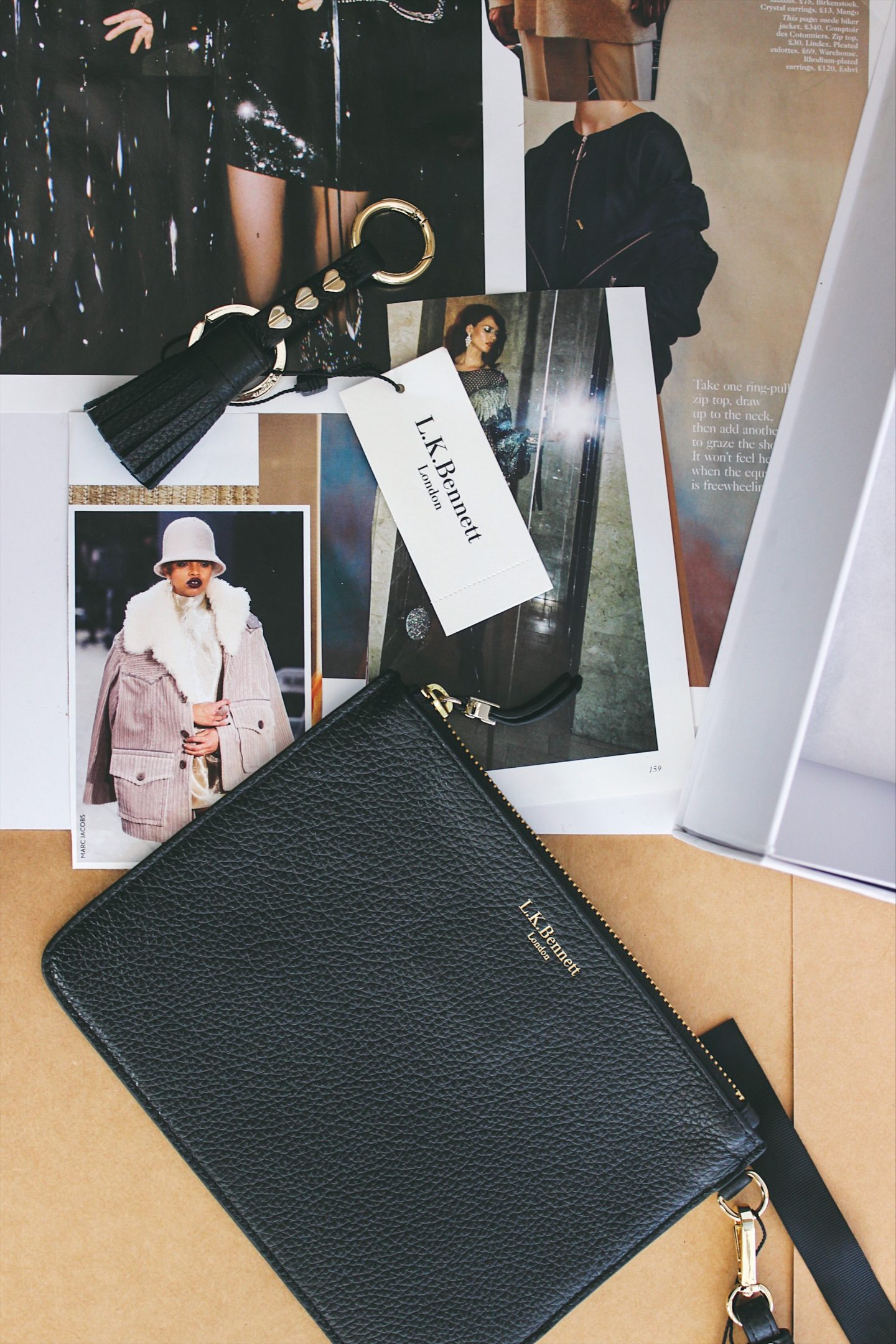 Luxury Leather Gift Ideas From L.K. Bennett