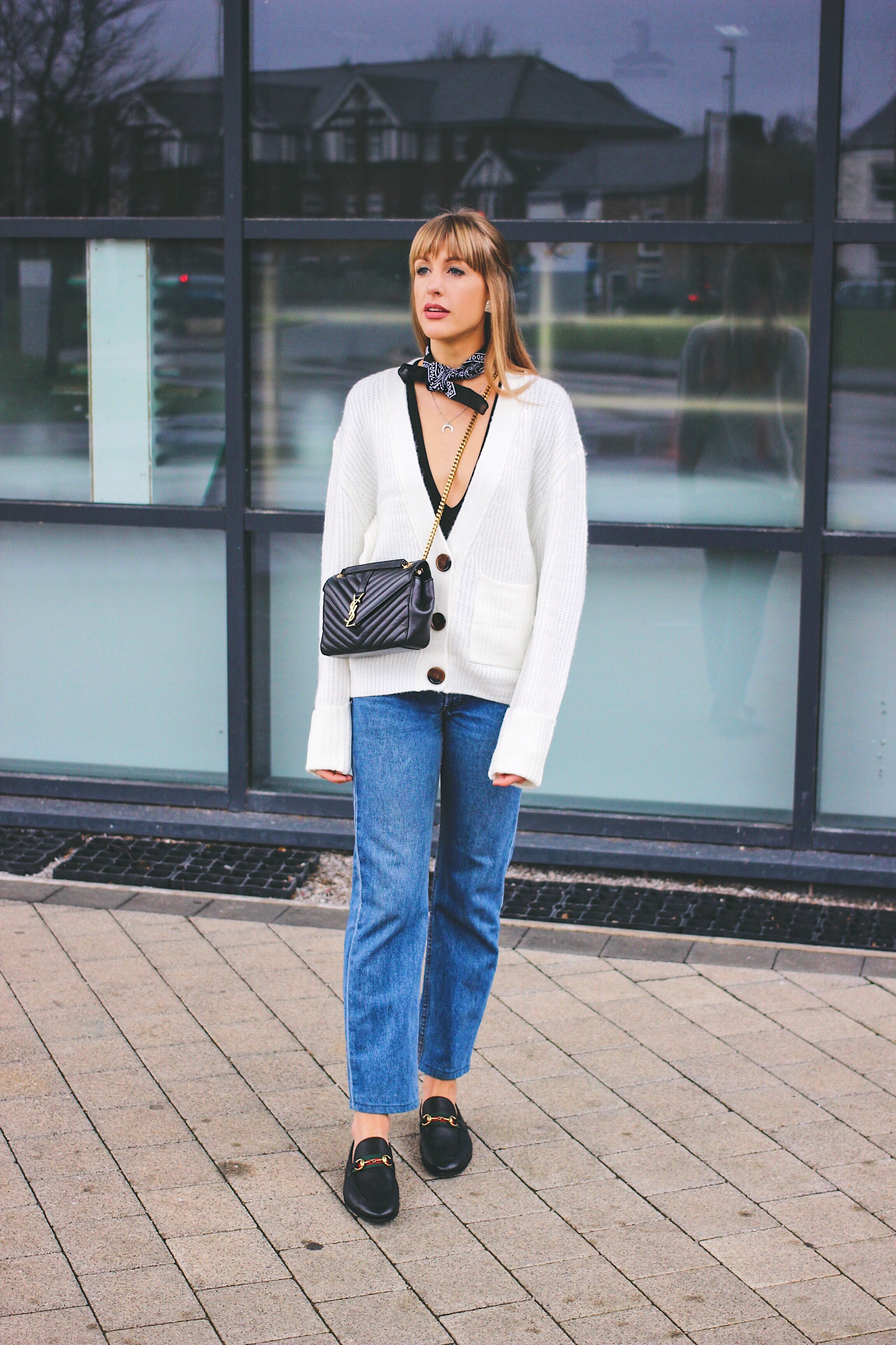 Asos Cardigan And Affordable Outfit On Uk Fashion Blog