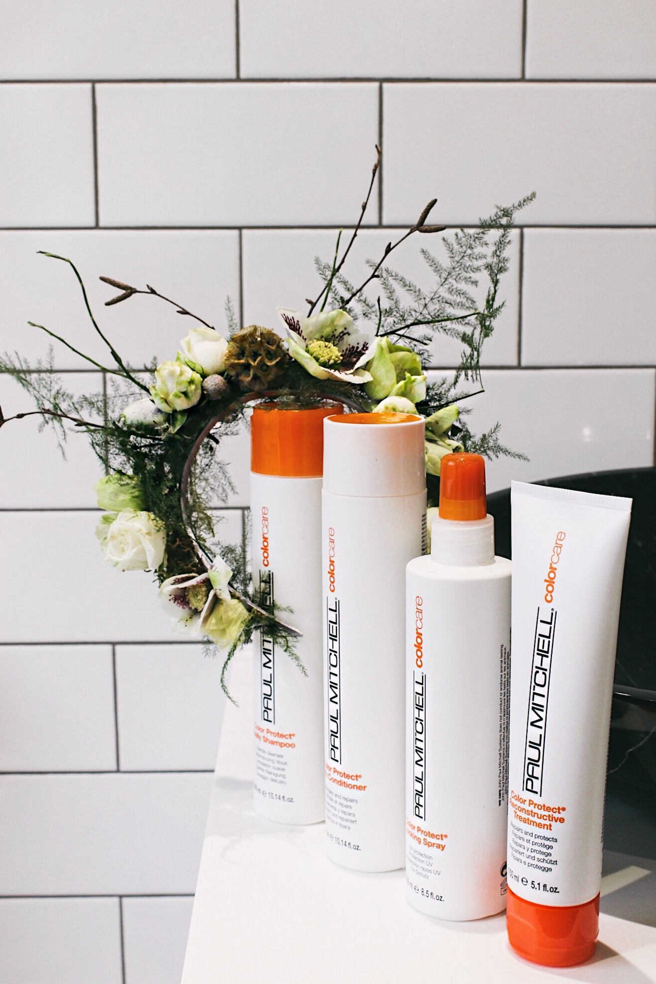 Paul mitchell Hair Care Blog Review