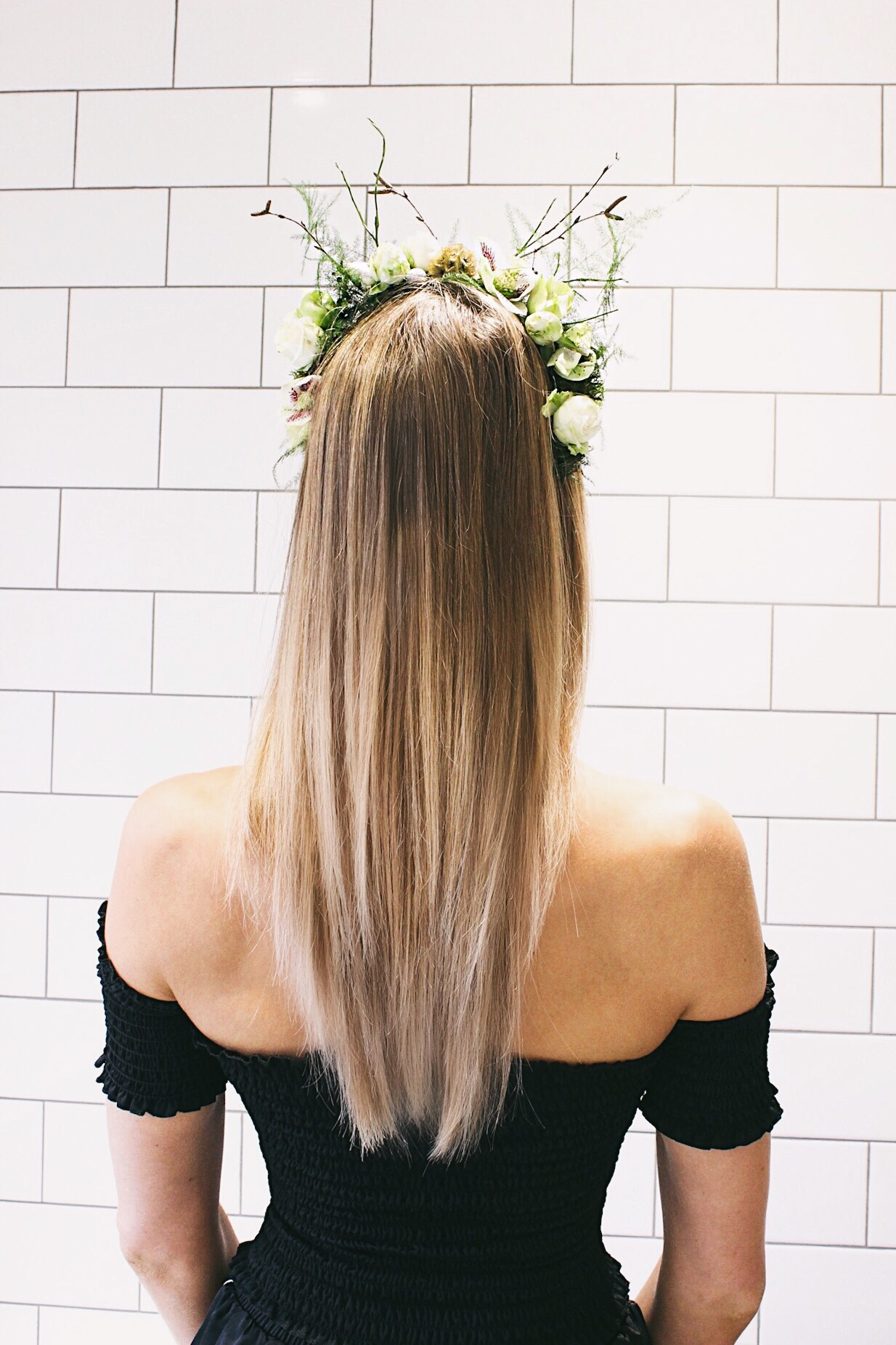 how to get long healthy and shiny hair
