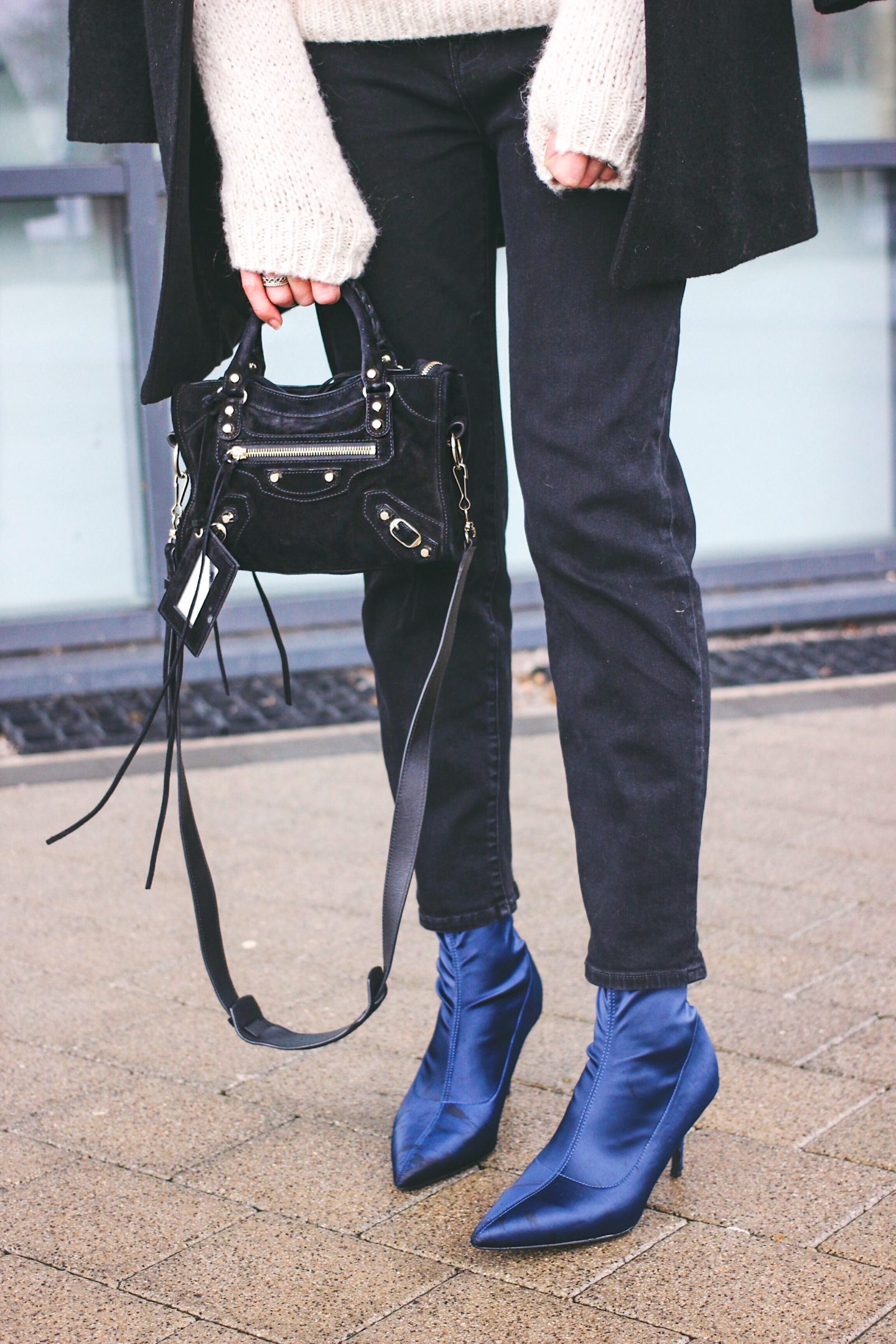 how to wear navy ankle boots affordable shoes