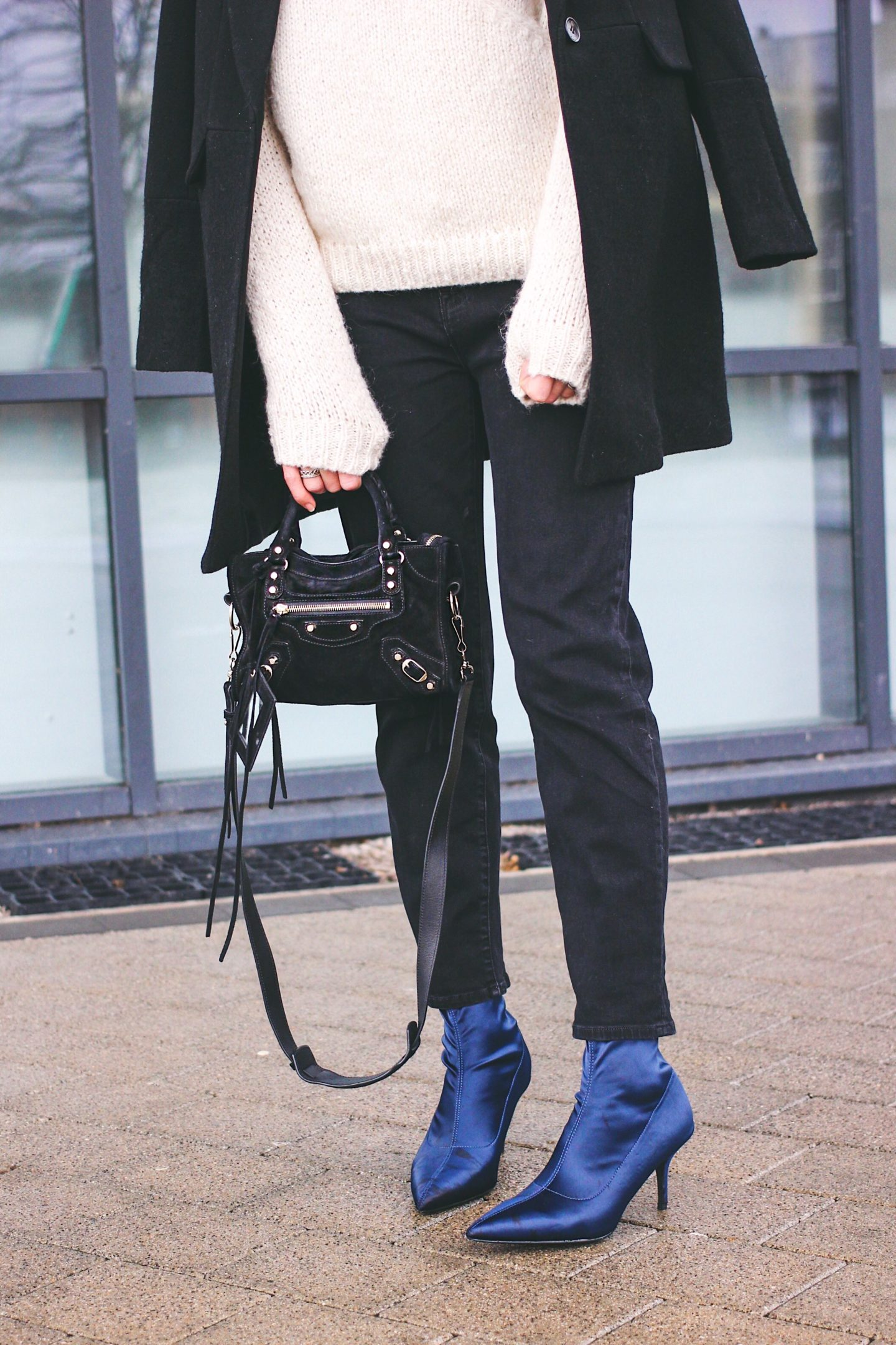 navy ankle boots how to style ankle boots with jeans