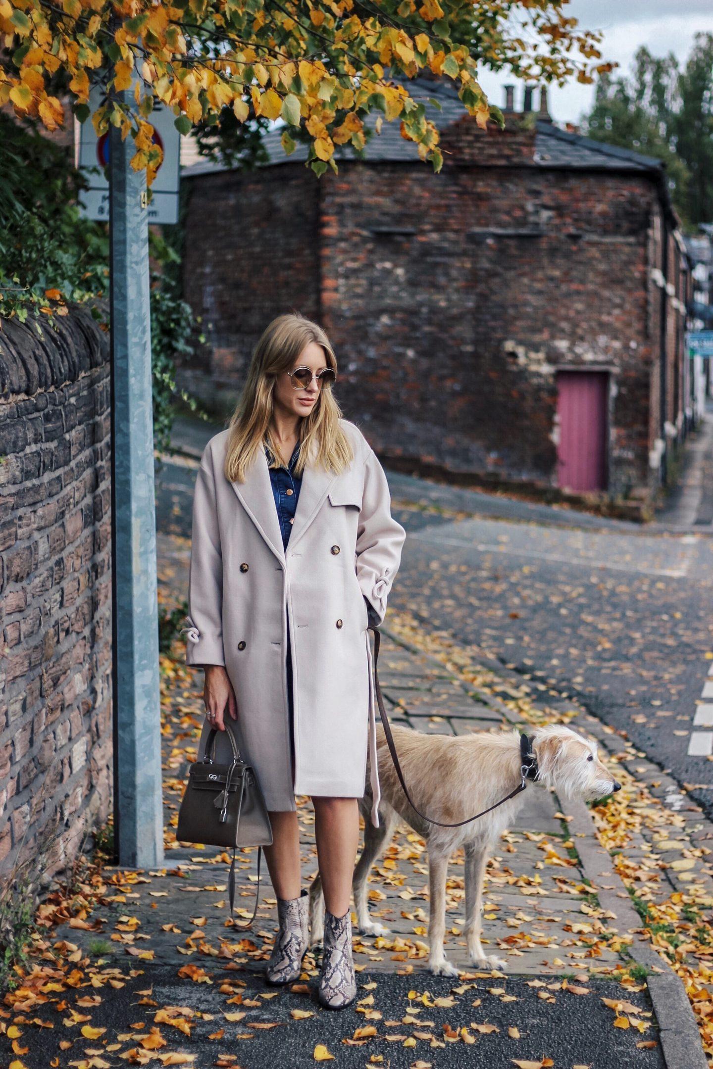 autumn coat street style oufit ideas